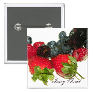 "Berry Delight ""Berry Sweet"" Button"