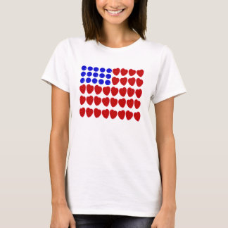 Berry Flag T-Shirt