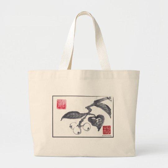 """Berry Fun"" SumiSack Large Tote Bag"