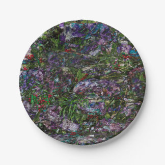 Berry Fusion Paper Plates