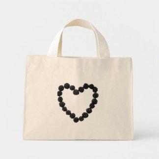 Berry Heart Bag