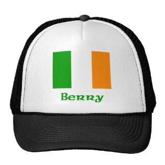 Berry Irish Flag Cap