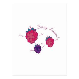 Berry-licious! Postcards
