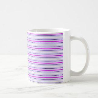 Berry Lines Basic White Mug