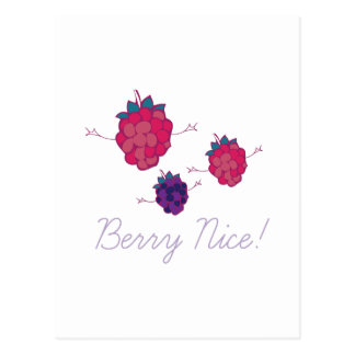 Berry Nice Postcards