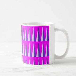Berry Pyramids Basic White Mug