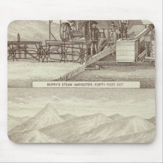 Berry ranch, Lindsay Mouse Mat