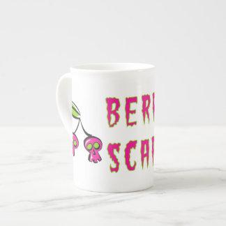 Berry Scary Bone China Mug
