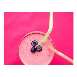 Berry Smoothie 2 Postcard