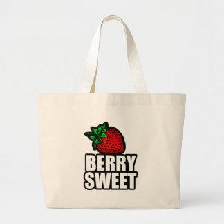Berry Sweet Jumbo Tote Bag