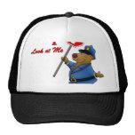 berry the bear trucker hat