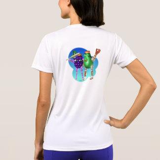 BerryBot & AvocadoBot FUDEBOTS by Valxart T-shirt