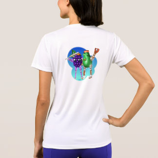 BerryBot & AvocadoBot FUDEBOTS by Valxart Tee Shirt