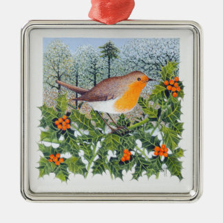 Berrying Christmas Ornament