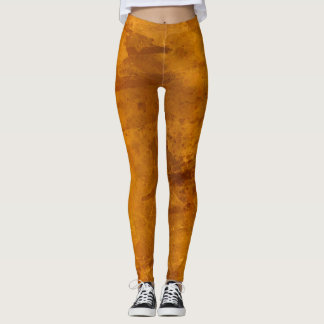 Berserk Orange Kawaii Fashion Workout Leggings