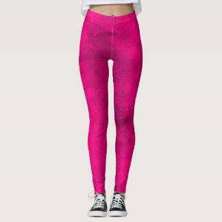 Berserk Pink Kawaii Fashion Workout Charming Hip Leggings