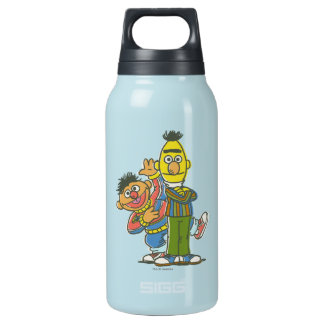 Bert and Ernie Classic Style Insulated Water Bottle