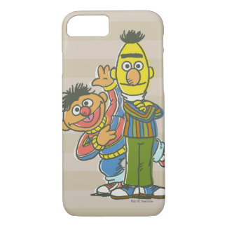 Bert and Ernie Classic Style iPhone 7 Case