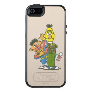 Bert and Ernie Classic Style OtterBox iPhone 5/5s/SE Case