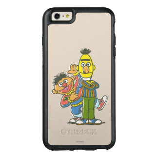 Bert and Ernie Classic Style OtterBox iPhone 6/6s Plus Case