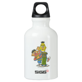 Bert and Ernie Classic Style SIGG Traveller 0.3L Water Bottle