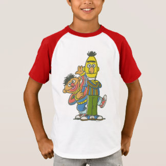 Bert and Ernie Classic Style T-Shirt