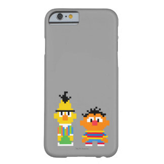 Bert and Ernie Pixel Art Barely There iPhone 6 Case