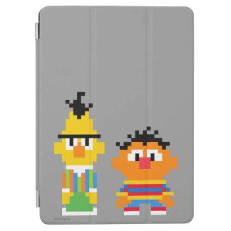 Bert and Ernie Pixel Art iPad Air Cover