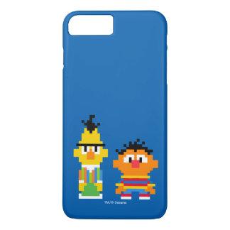 Bert and Ernie Pixel Art iPhone 8 Plus/7 Plus Case