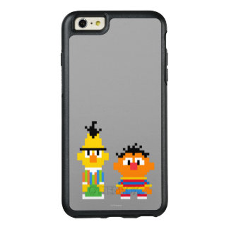 Bert and Ernie Pixel Art OtterBox iPhone 6/6s Plus Case
