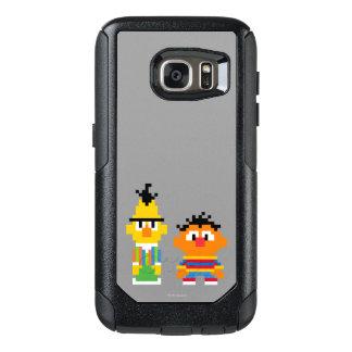 Bert and Ernie Pixel Art OtterBox Samsung Galaxy S7 Case