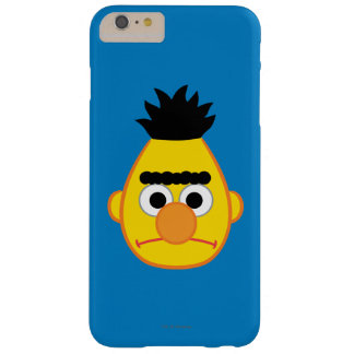 Bert Angry Face Barely There iPhone 6 Plus Case