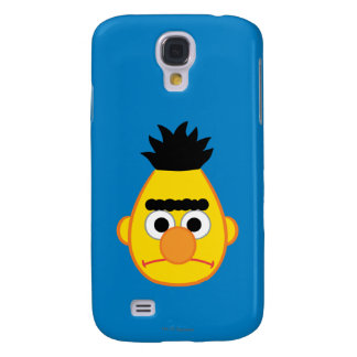 Bert Angry Face Galaxy S4 Case