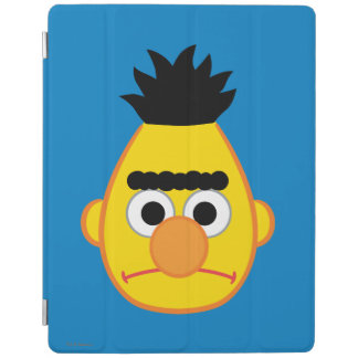 Bert Angry Face iPad Cover