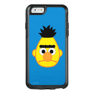 Bert Angry Face OtterBox iPhone 6/6s Case