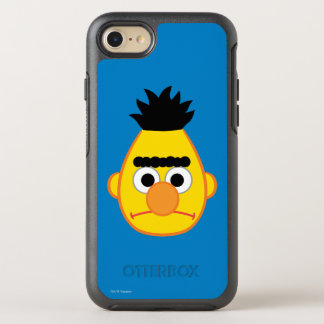 Bert Angry Face OtterBox Symmetry iPhone 7 Case