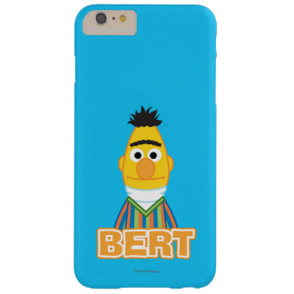 Bert Classic Style Barely There iPhone 6 Plus Case