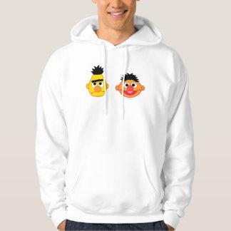 Bert & Ernie Emojis Hoodie
