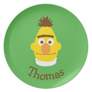 Bert Face   Add Your Name Plate