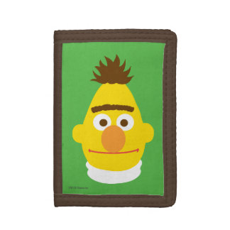 Bert Face Trifold Wallet
