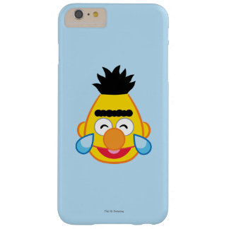 Bert Face with Tears of Joy Barely There iPhone 6 Plus Case