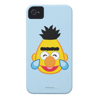Bert Face with Tears of Joy Case-Mate iPhone 4 Case