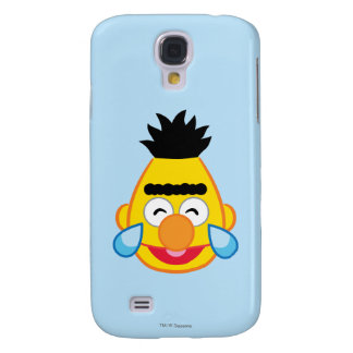 Bert Face with Tears of Joy Galaxy S4 Case
