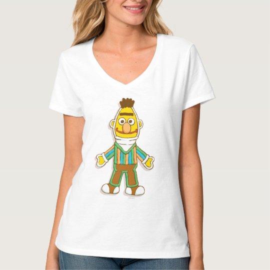 Bert Gingerbread T-Shirt