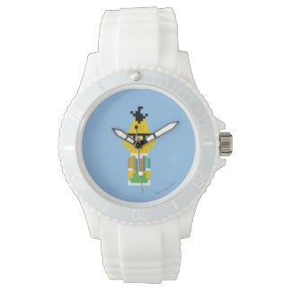 Bert Pixel Art Watch