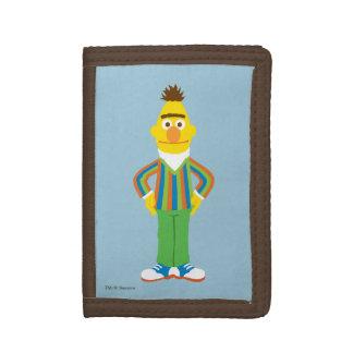 Bert Standing Tri-fold Wallets