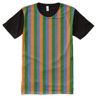 bert stripes All-Over print T-Shirt