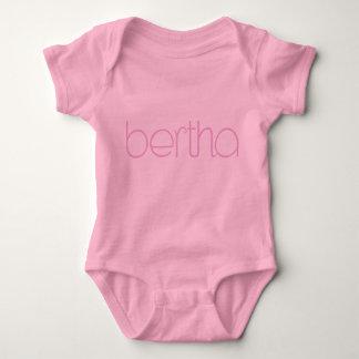 Bertha pink Infant T-shirt