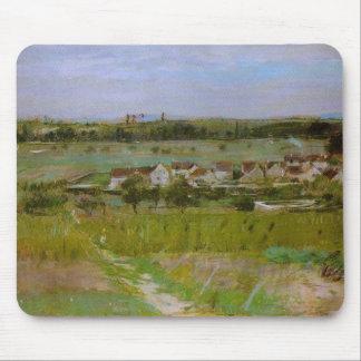 berthe Morisot French Landscape Mousepad