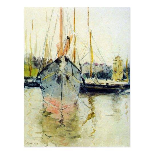 Berthe Morisot - Midina at the entrance to